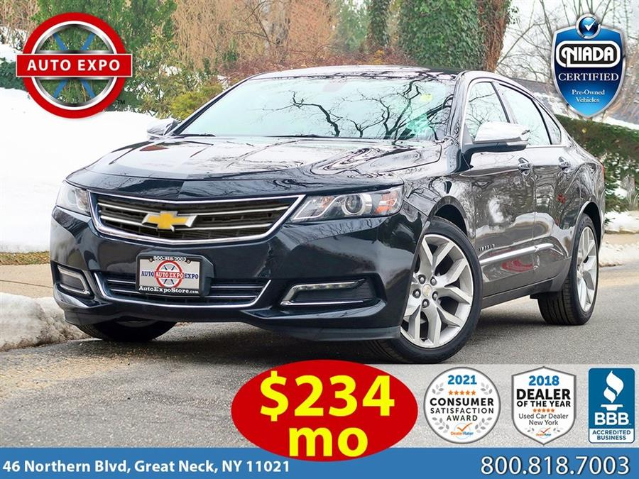 Used 2019 Chevrolet Impala in Great Neck, New York | Auto Expo Ent Inc.. Great Neck, New York