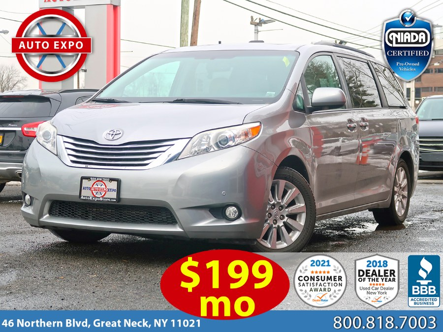 Used 2011 Toyota Sienna in Great Neck, New York | Auto Expo Ent Inc.. Great Neck, New York