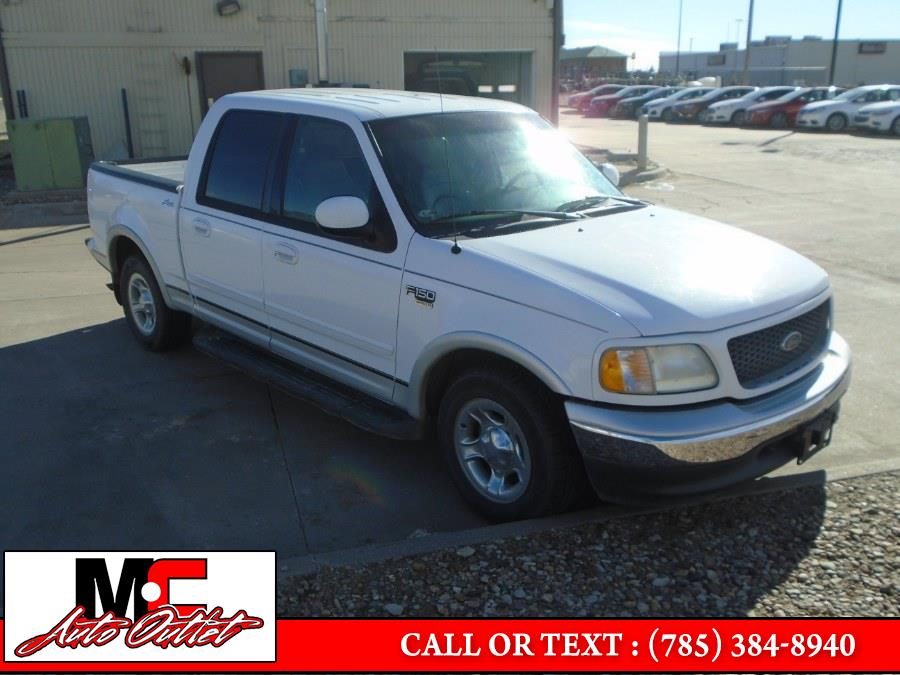 Used 2001 Ford F-150 SuperCrew in Colby, Kansas | M C Auto Outlet Inc. Colby, Kansas