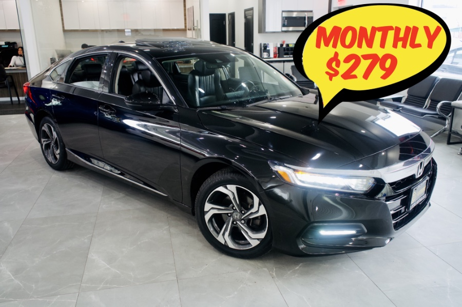 Used Honda Accord Sedan EX-L 1.5T CVT 2019 | C Rich Cars. Franklin Square, New York