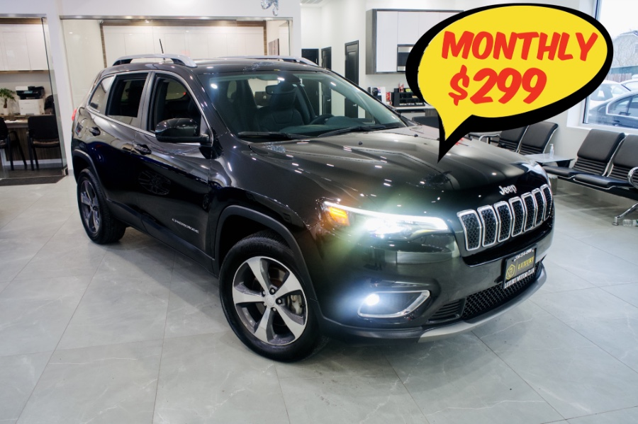 Used 2019 Jeep Cherokee in Franklin Square, New York | C Rich Cars. Franklin Square, New York
