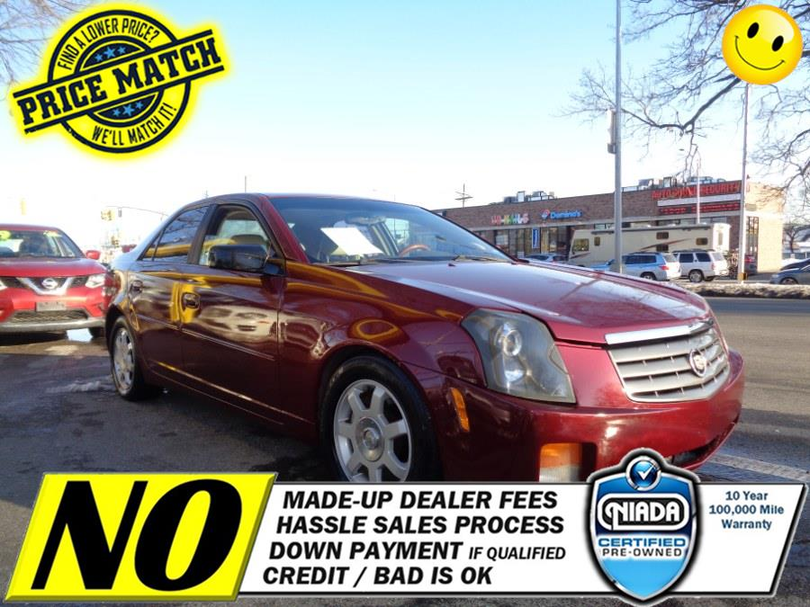 Used Cadillac CTS 4dr Sdn 2003   Sunrise Auto Sales of Elmont. Elmont, New York