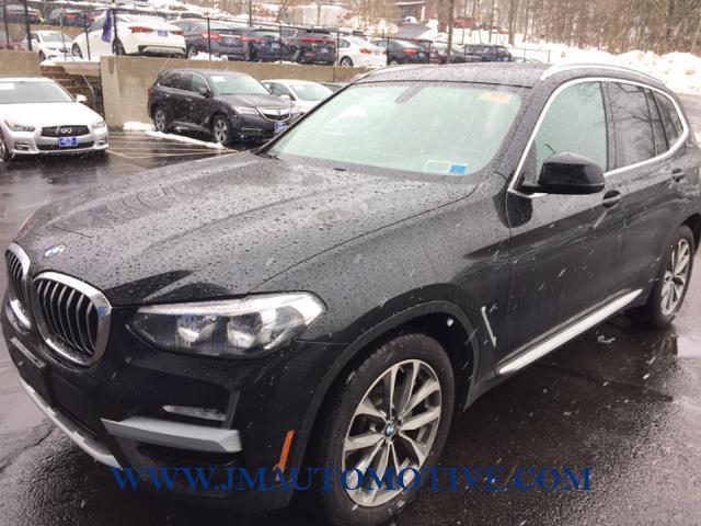 Used 2018 BMW X3 in Naugatuck, Connecticut | J&M Automotive Sls&Svc LLC. Naugatuck, Connecticut