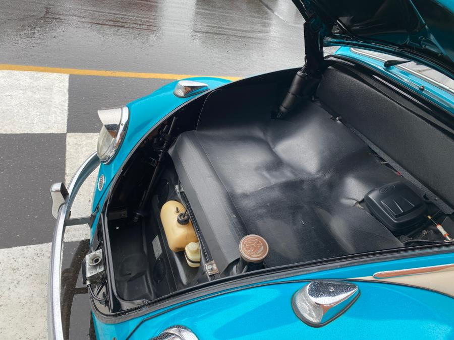 Used Volkswagen Beetle Custom 1966 | National Auto Brokers, Inc.. Waterbury, Connecticut