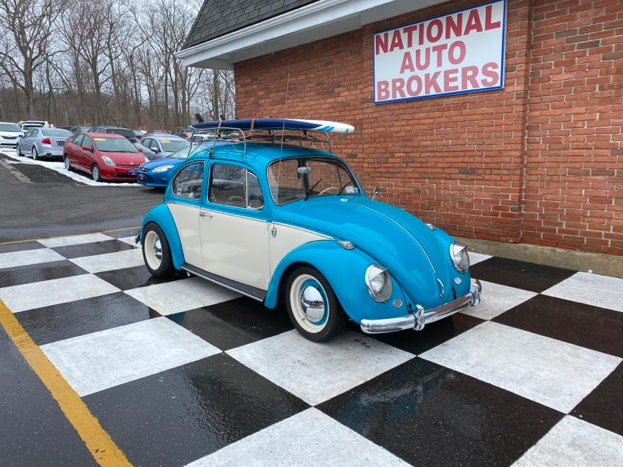 Used 1966 Volkswagen Beetle in Waterbury, Connecticut | National Auto Brokers, Inc.. Waterbury, Connecticut