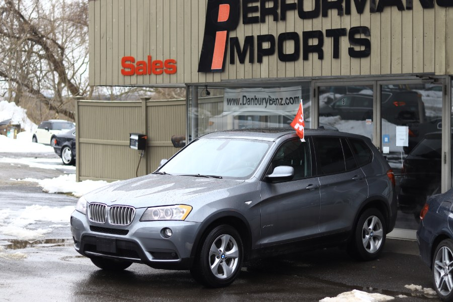 Used 2012 BMW X3 in Danbury, Connecticut | Performance Imports. Danbury, Connecticut