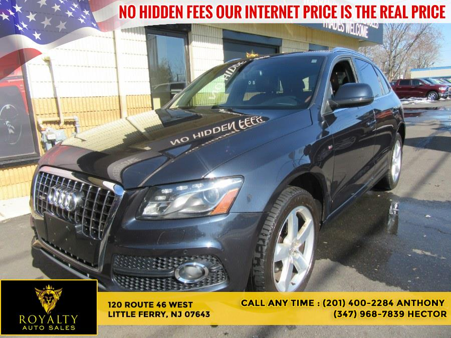 Used 2012 Audi Q5 in Little Ferry, New Jersey | Royalty Auto Sales. Little Ferry, New Jersey