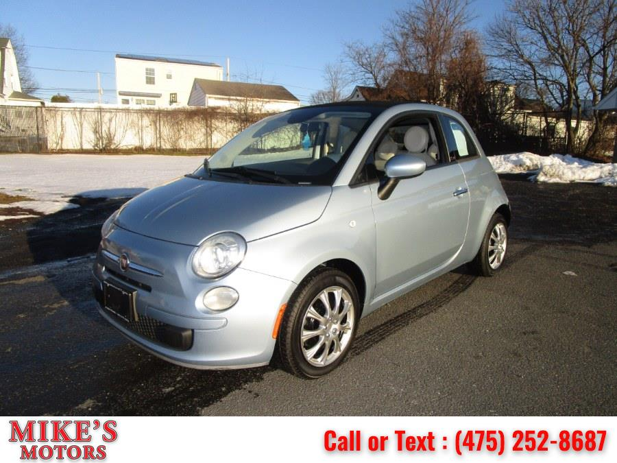 Used 2014 FIAT 500c in Stratford, Connecticut | Mike's Motors LLC. Stratford, Connecticut