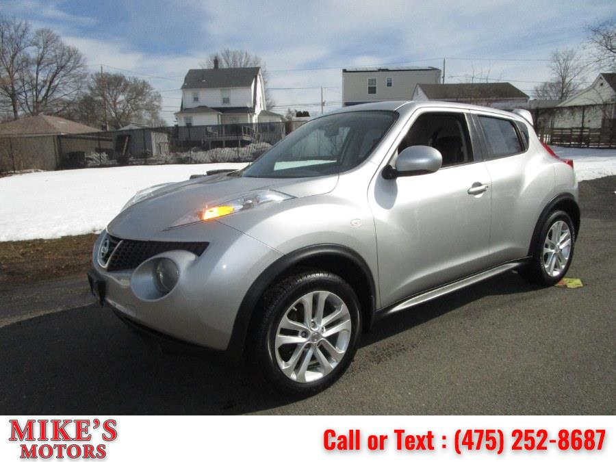 Used 2012 Nissan JUKE in Stratford, Connecticut | Mike's Motors LLC. Stratford, Connecticut