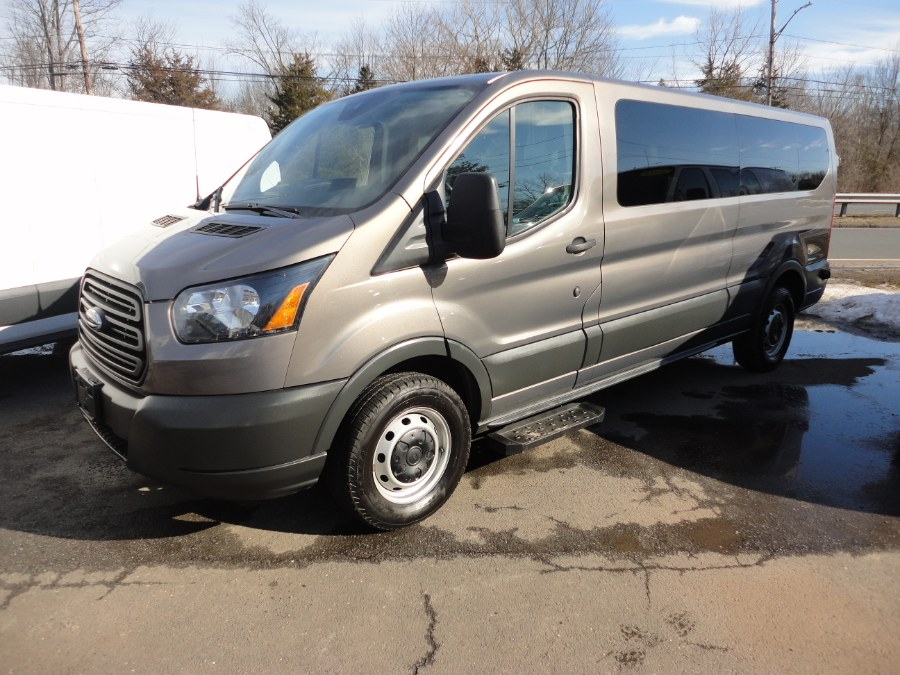 Used 2015 Ford Transit Wagon in Berlin, Connecticut | International Motorcars llc. Berlin, Connecticut