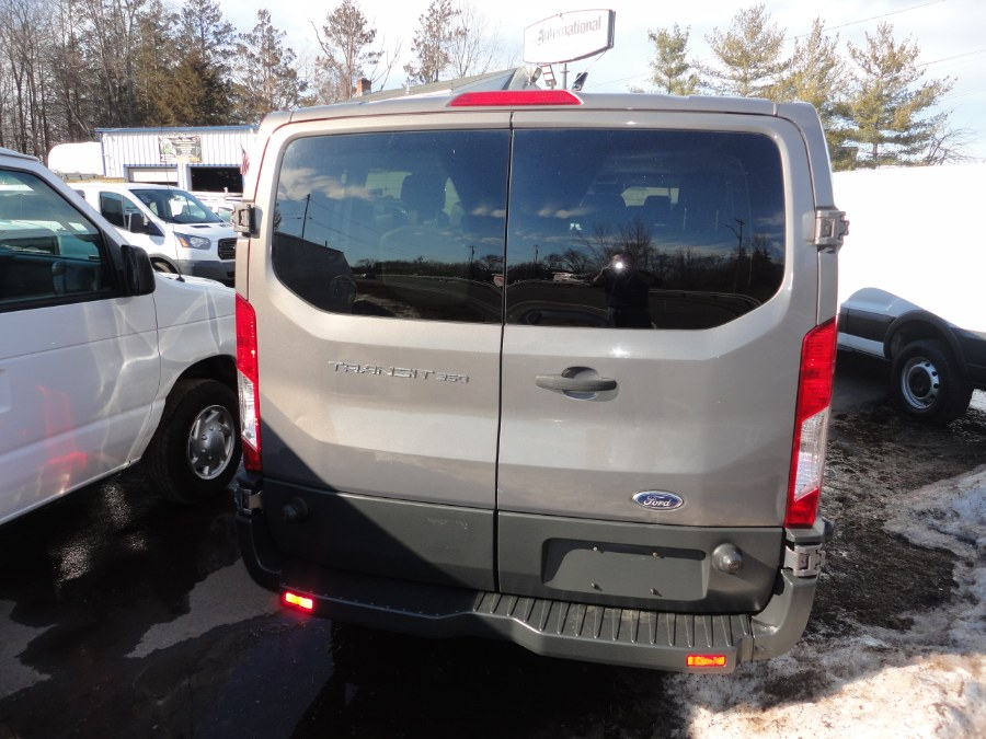 """Used Ford Transit Wagon T-350 148"""" Low Roof XL Swing-Out RH Dr 2015 