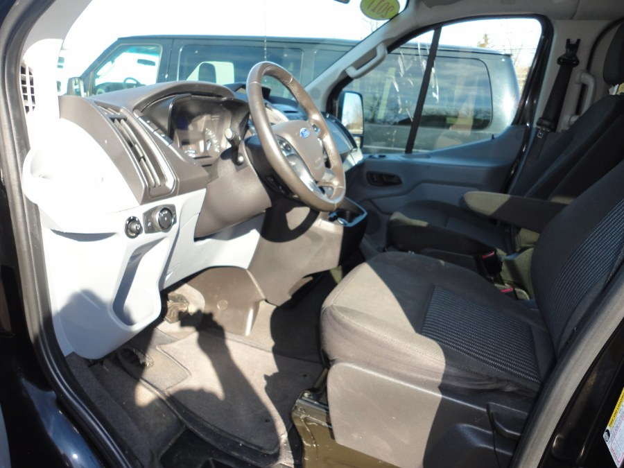 """Used Ford Transit Wagon T-150 130"""" Low Roof XL Swing-Out RH Dr 2017 