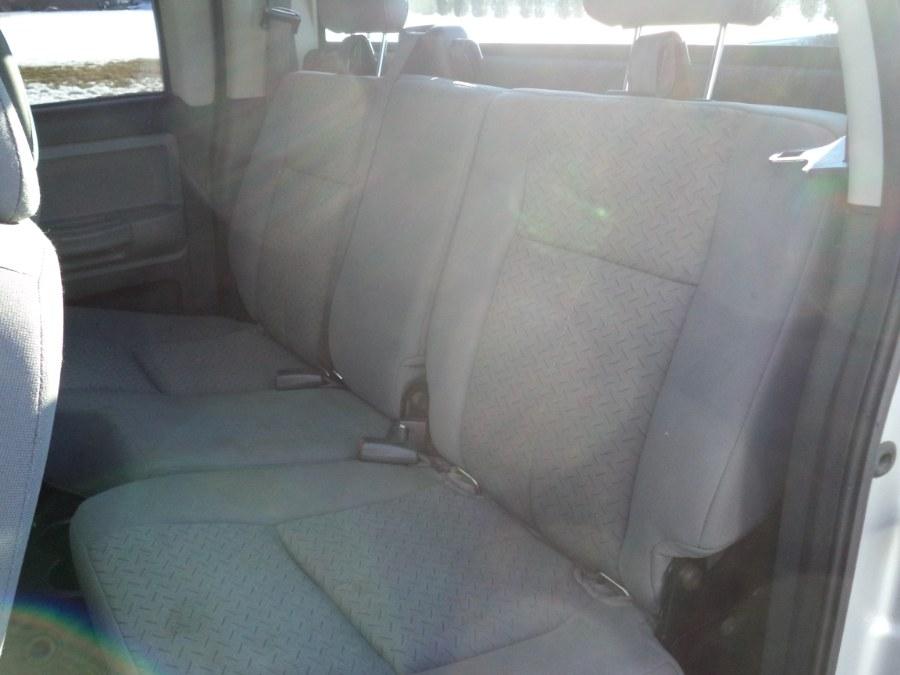 Used Dodge Dakota 4WD Crew Cab Bighorn/Lonestar 2009   International Motorcars llc. Berlin, Connecticut