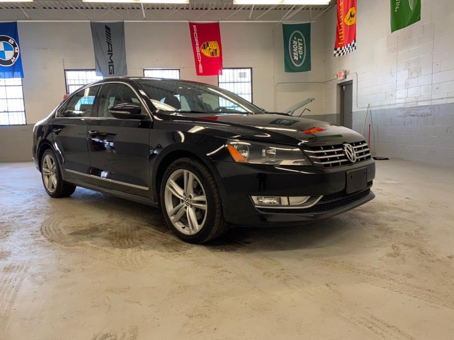 Used Volkswagen Passat 4dr Sdn 3.6L V6 DSG SEL Premium 2012 | CT Auto. Bridgeport, Connecticut