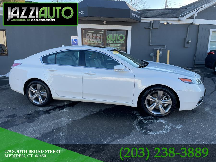 Used 2014 Acura TL in Meriden, Connecticut | Jazzi Auto Sales LLC. Meriden, Connecticut