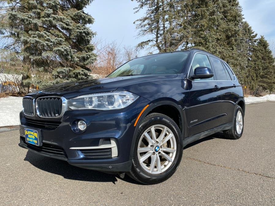 Used BMW X5 AWD 4dr xDrive35d 2014 | Platinum Auto Care. Waterbury, Connecticut