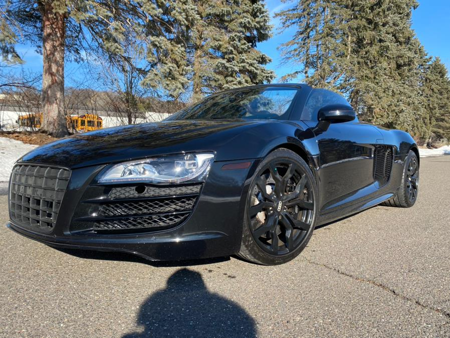Used 2012 Audi R8 in Waterbury, Connecticut | Platinum Auto Care. Waterbury, Connecticut