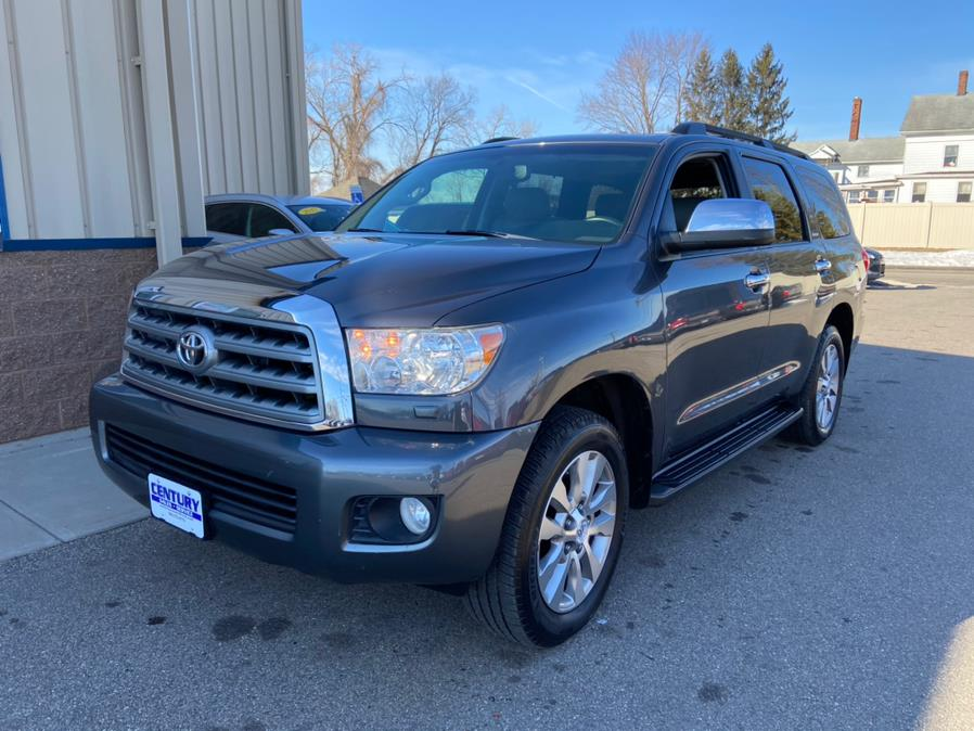 Used 2012 Toyota Sequoia in East Windsor, Connecticut | Century Auto And Truck. East Windsor, Connecticut