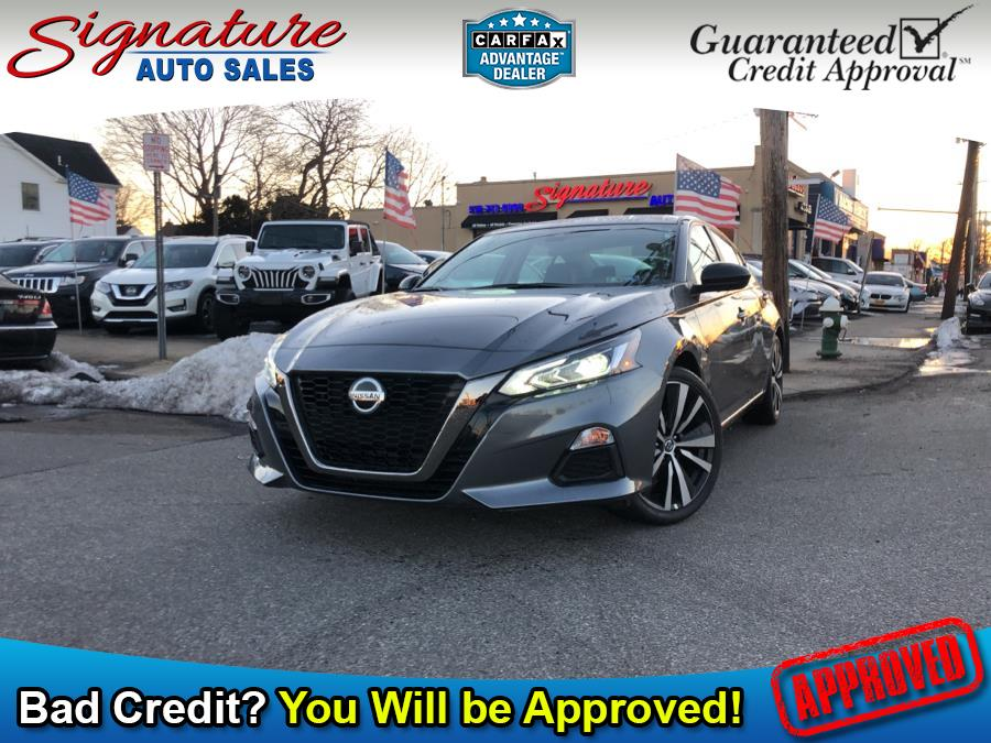 Used 2021 Nissan Altima in Franklin Square, New York | Signature Auto Sales. Franklin Square, New York