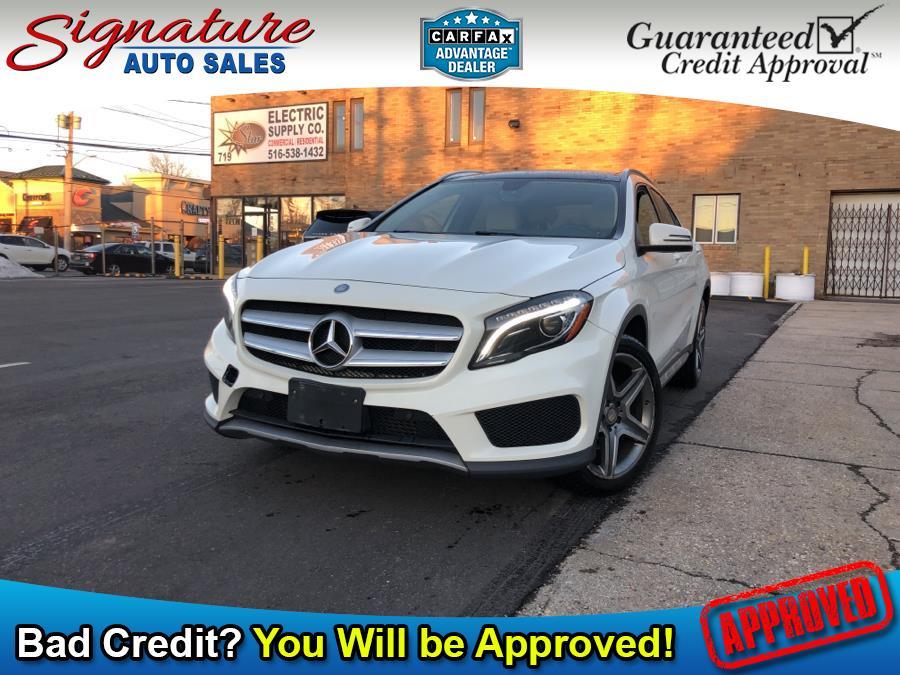Used 2015 Mercedes-Benz GLA-Class in Franklin Square, New York | Signature Auto Sales. Franklin Square, New York