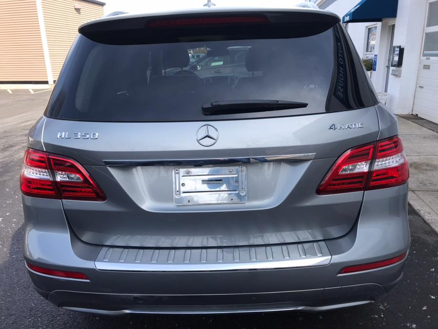 Used Mercedes-Benz M-Class 4MATIC 4dr ML 350 2013 | Good Guys Auto House. Southington, Connecticut