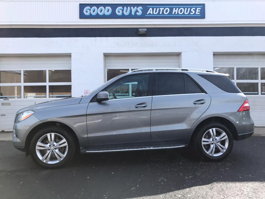 Used 2013 Mercedes-Benz M-Class in Southington, Connecticut | Good Guys Auto House. Southington, Connecticut