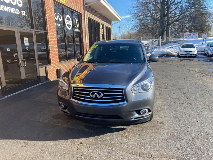 Used 2013 Infiniti JX35 in Middletown, Connecticut | Newfield Auto Sales. Middletown, Connecticut