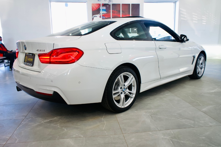 Used BMW 4 Series 430i xDrive Coupe 2018 | Luxury Motor Club. Franklin Square, New York
