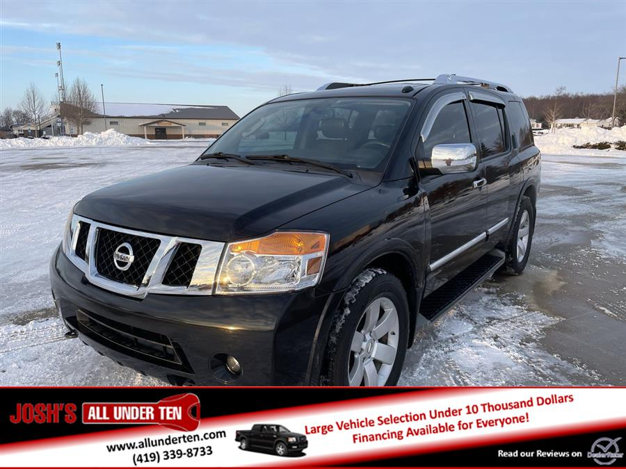 Used 2011 Nissan Armada in Elida, Ohio | Josh's All Under Ten LLC. Elida, Ohio