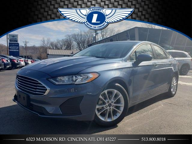 Used 2019 Ford Fusion in Cincinnati, Ohio | Luxury Motor Car Company. Cincinnati, Ohio
