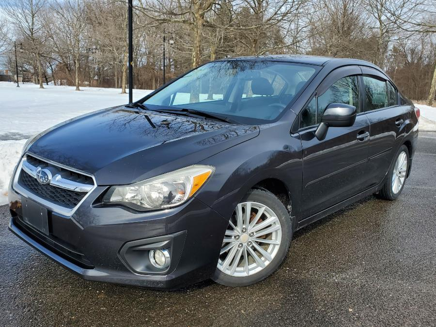 Used 2012 Subaru Impreza Sedan in Springfield, Massachusetts | Fast Lane Auto Sales & Service, Inc. . Springfield, Massachusetts