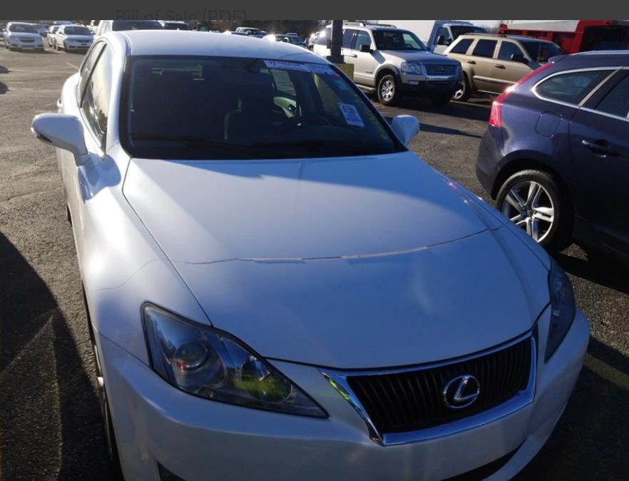 Used 2009 Lexus IS 250 in Brockton, Massachusetts | Capital Lease and Finance. Brockton, Massachusetts