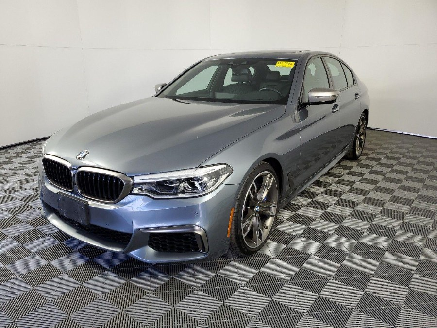 Used BMW 5 Series M550i xDrive Sedan 2018 | Peak Automotive Inc.. Bayshore, New York