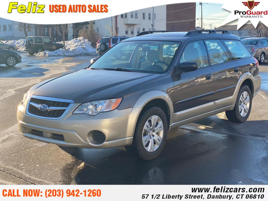 Used 2008 Subaru Outback (Natl) in Danbury, Connecticut | Feliz Used Auto Sales. Danbury, Connecticut