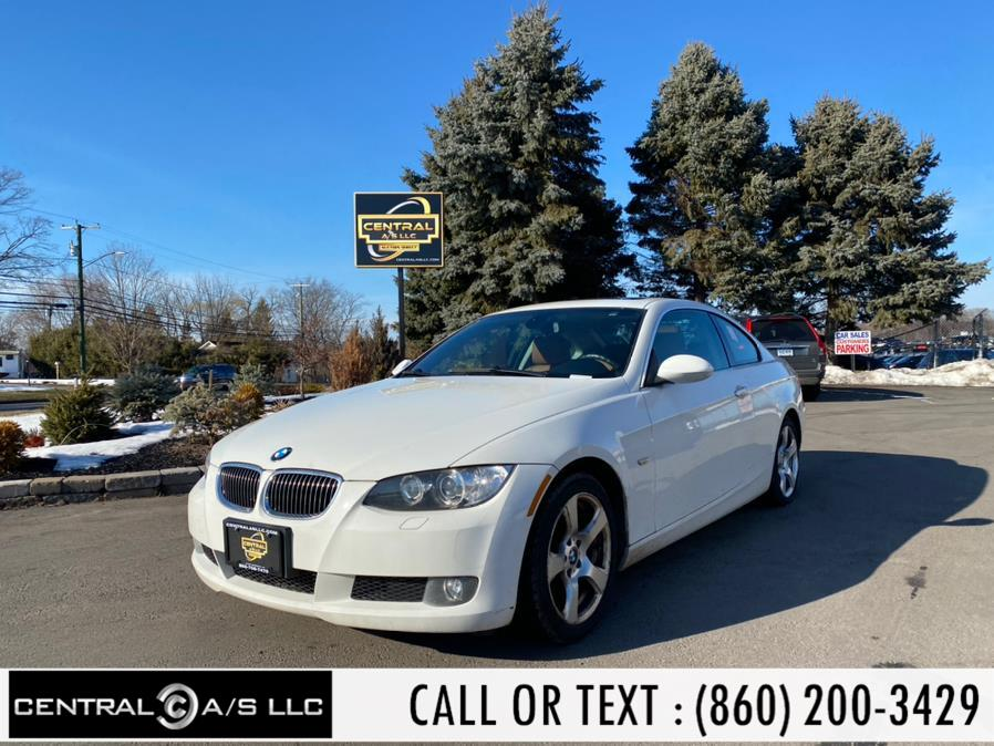 Used BMW 3 Series 2dr Cpe 328xi AWD SULEV 2008 | Central A/S LLC. East Windsor, Connecticut