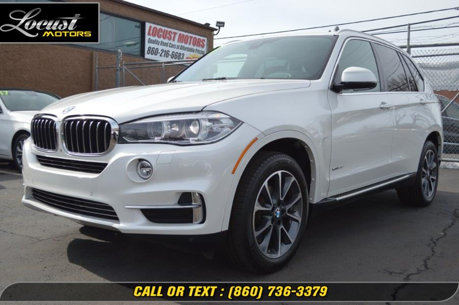 Used 2017 BMW X5 in Hartford, Connecticut | Locust Motors LLC. Hartford, Connecticut