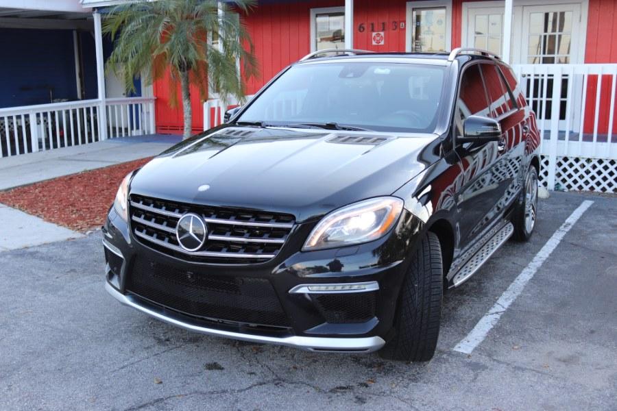 Used 2014 Mercedes-Benz M-Class in Winter Park, Florida | Rahib Motors. Winter Park, Florida