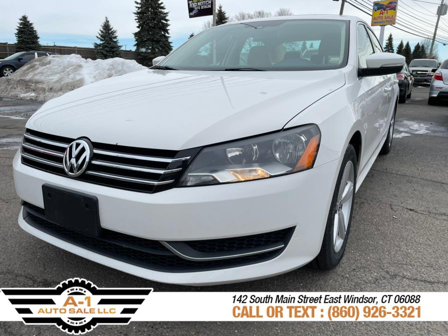 Used 2013 Volkswagen Passat in East Windsor, Connecticut | A1 Auto Sale LLC. East Windsor, Connecticut