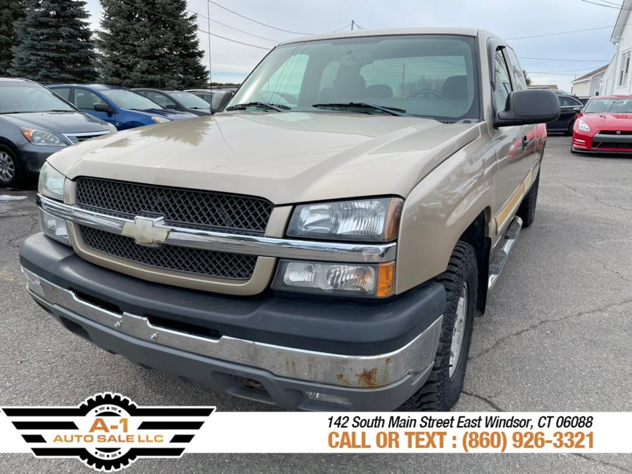 Used 2004 Chevrolet Silverado 1500 in East Windsor, Connecticut | A1 Auto Sale LLC. East Windsor, Connecticut