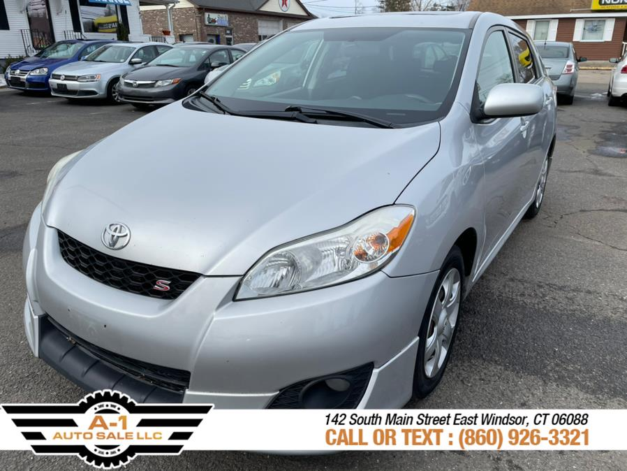 Used 2009 Toyota Matrix in East Windsor, Connecticut | A1 Auto Sale LLC. East Windsor, Connecticut