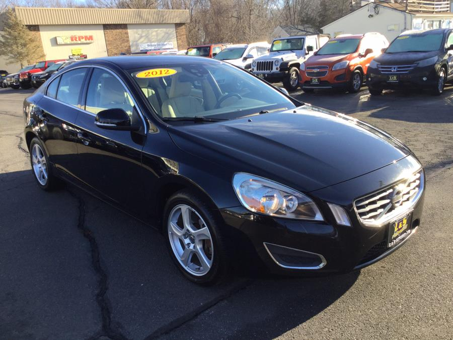 Used Volvo S60 FWD 4dr Sdn T5 2012 | L&S Automotive LLC. Plantsville, Connecticut