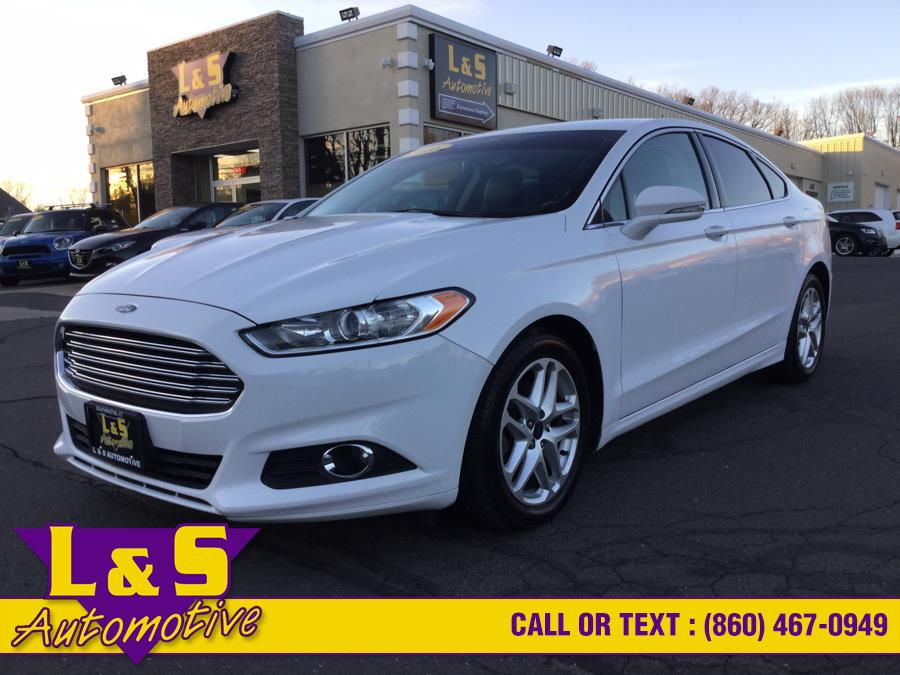 Used 2016 Ford Fusion in Plantsville, Connecticut | L&S Automotive LLC. Plantsville, Connecticut