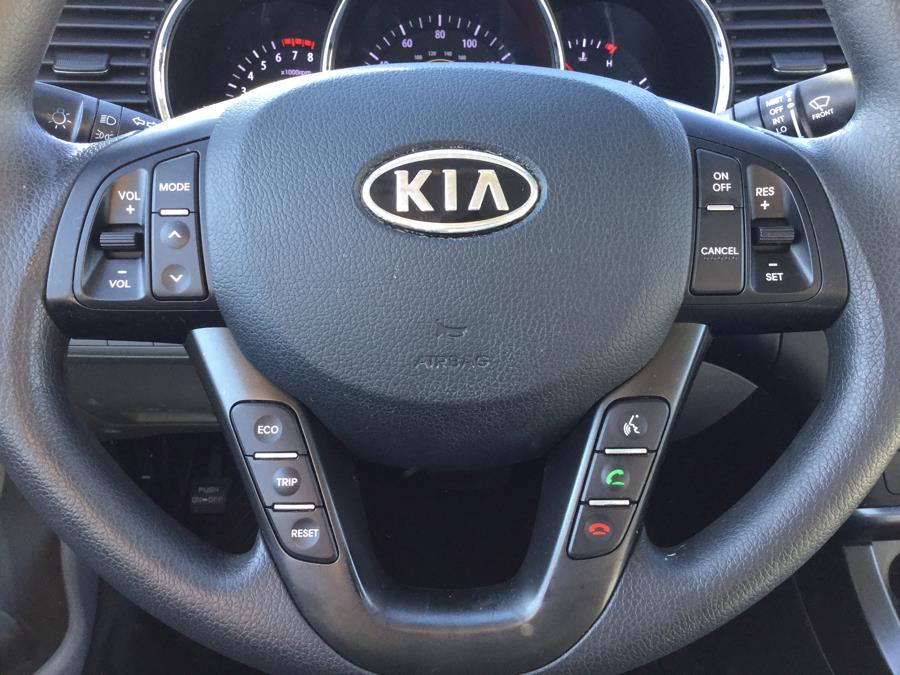 Used Kia Optima 4dr Sdn 2.4L Auto LX 2011 | L&S Automotive LLC. Plantsville, Connecticut