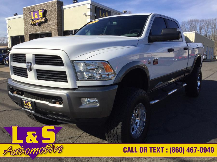 Used 2012 Ram 3500 in Plantsville, Connecticut | L&S Automotive LLC. Plantsville, Connecticut