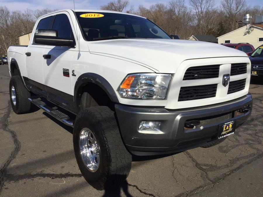 "Used Ram 3500 4WD Crew Cab 149"" Big Horn 2012 | L&S Automotive LLC. Plantsville, Connecticut"