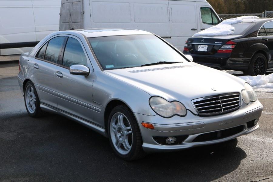 Used Mercedes-Benz C-Class 4dr Sdn 3.2L AMG 2002 | Dealmax Motors LLC. Bristol, Connecticut