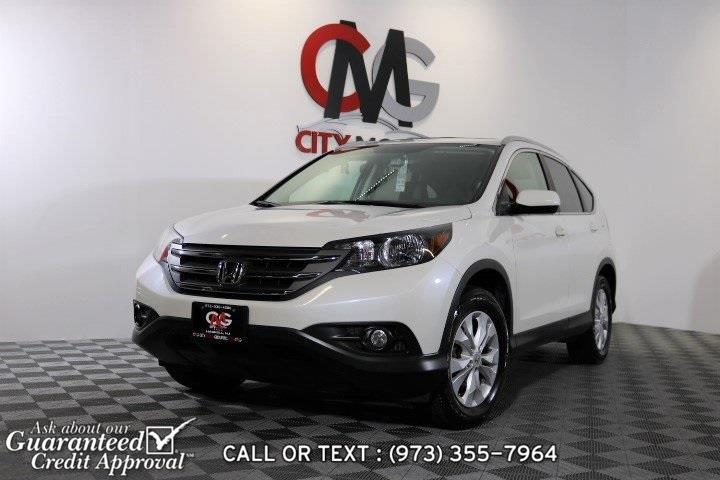Used 2013 Honda Cr-v in Haskell, New Jersey | City Motor Group Inc.. Haskell, New Jersey