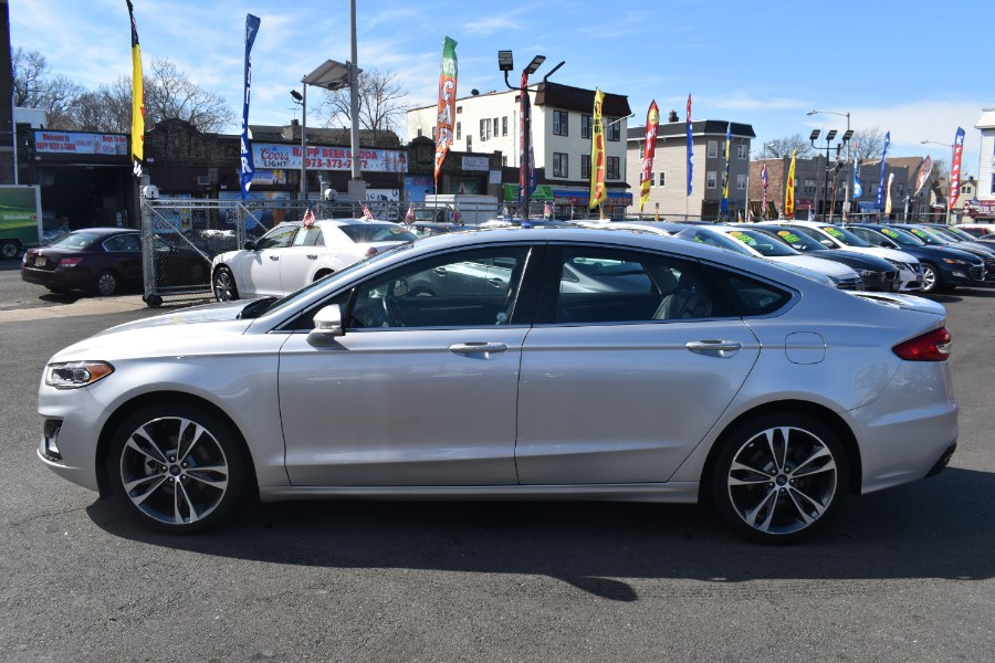 Used Ford Fusion Titanium AWD 2019 | Foreign Auto Imports. Irvington, New Jersey