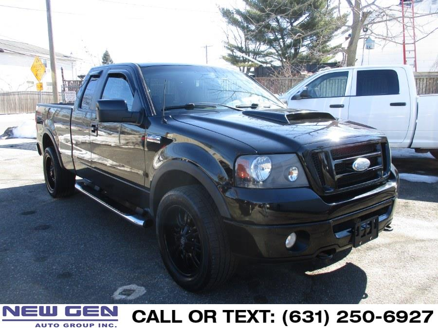 Used 2007 Ford F-150 in West Babylon, New York | New Gen Auto Group. West Babylon, New York