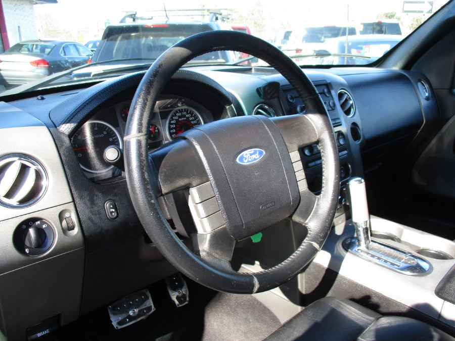 """Used Ford F-150 4WD Supercab 145"""" FX4 2007 